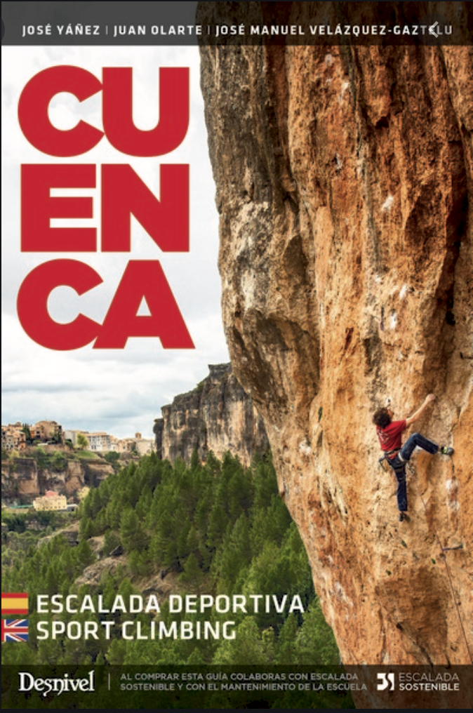 javipec cover cuenca escalada climbing fotografia photography